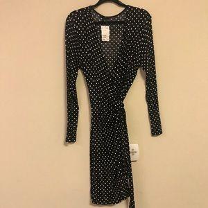 Two black dresses